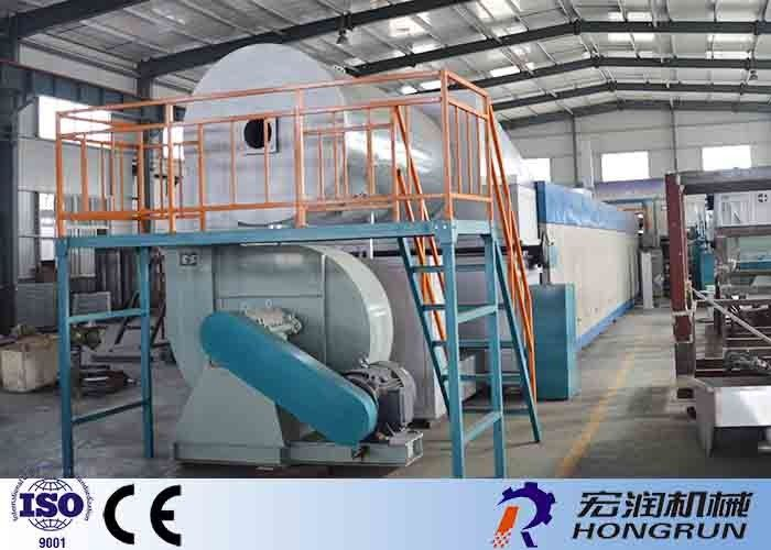 Industrial Paper Pulp Molding Machine For Apple Trays / Drink Trays